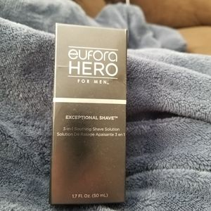 Eufora hero for men 3 1 soothing shave solution